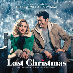 GEORGE MICHAEL & WHAM! LAST CHRISTMAS SOUNDTRACK