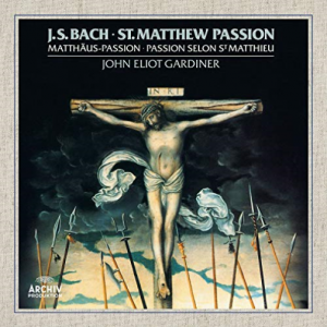 VARIOUS ARTISTS - BACH: ST. MATTHREW PASSION BMV 244