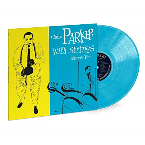 CHARLIE PARKER - RSD 2019 - CHARLIE PARKER WITH STRINGS: THE ALTERNATE TAKES (LP)