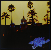 Vinyl Record - Eagles - Hotel California