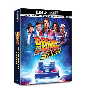 Back to the Future 4k