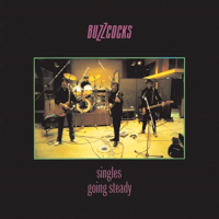 Vinyl LP - Buzzcocks - Single Going Steady
