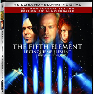 Fifth Element 4k