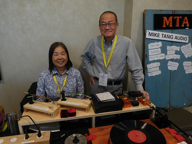 specialized audio including turntable tuning