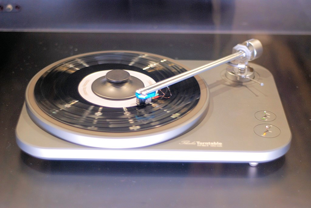 Thales Turntable