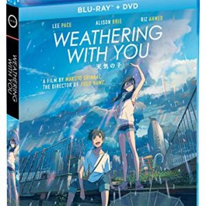 Weathering For You Bluray DVD